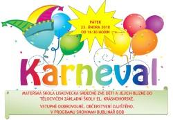 MŠ karneval